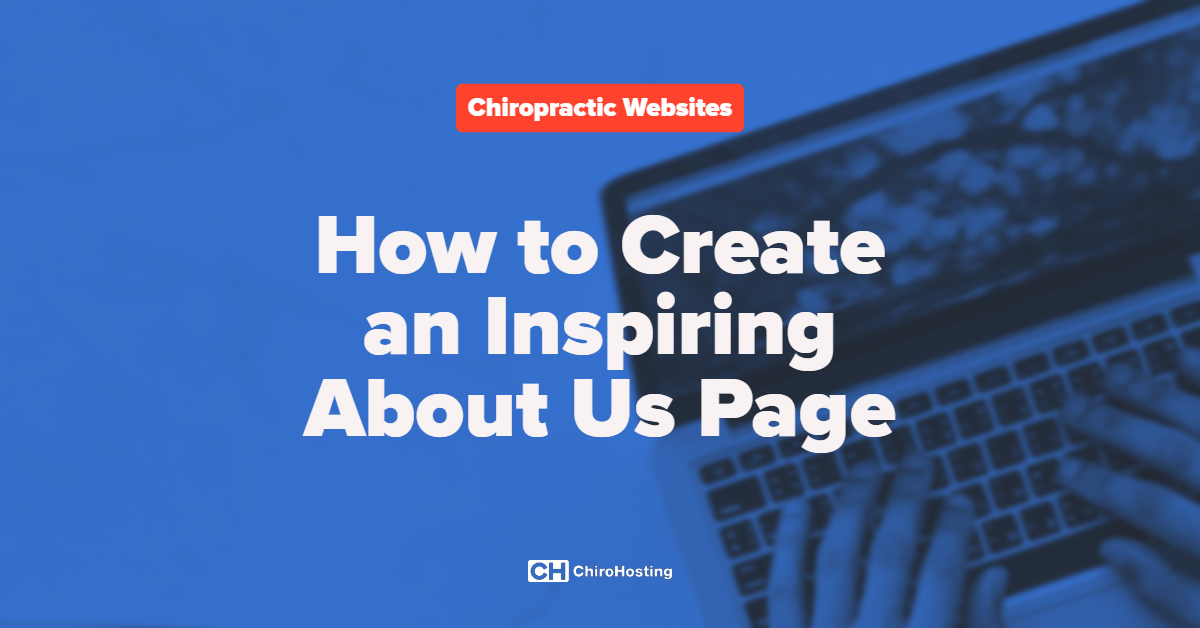 How to Create an Inspiring 'About Us' Page
