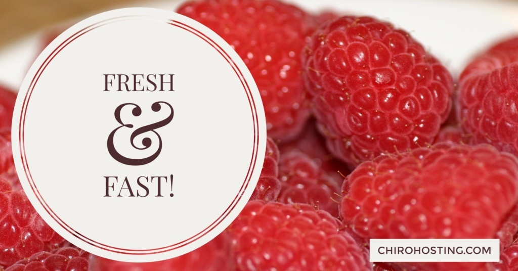 Stay Fresh! Be Fast! Get Noticed! - 5 Quickie Tips to Optimize Your Chiropractic Website
