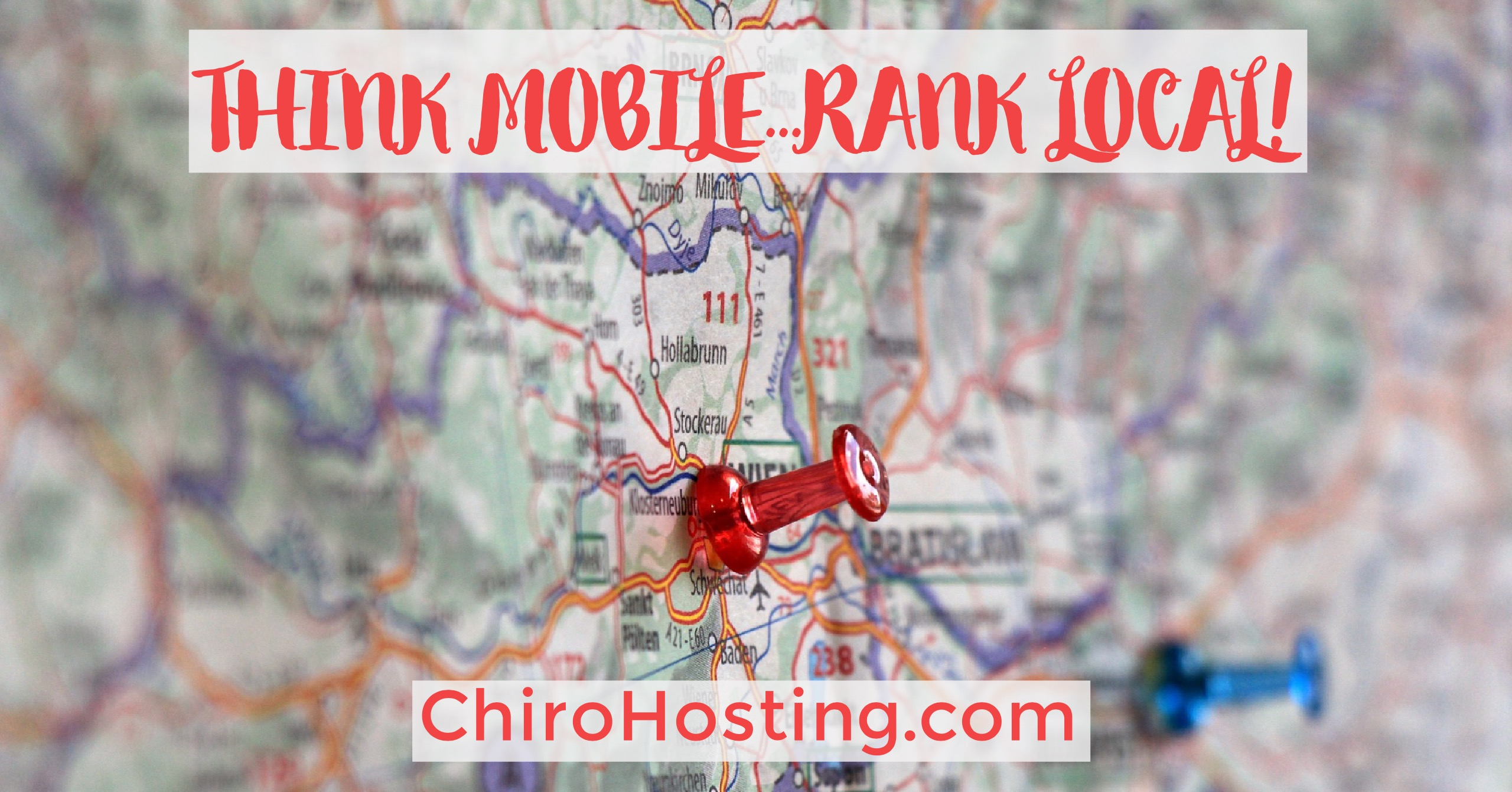 Think MOBILE...Rank LOCAL...with Google! HYPERLOCAL!