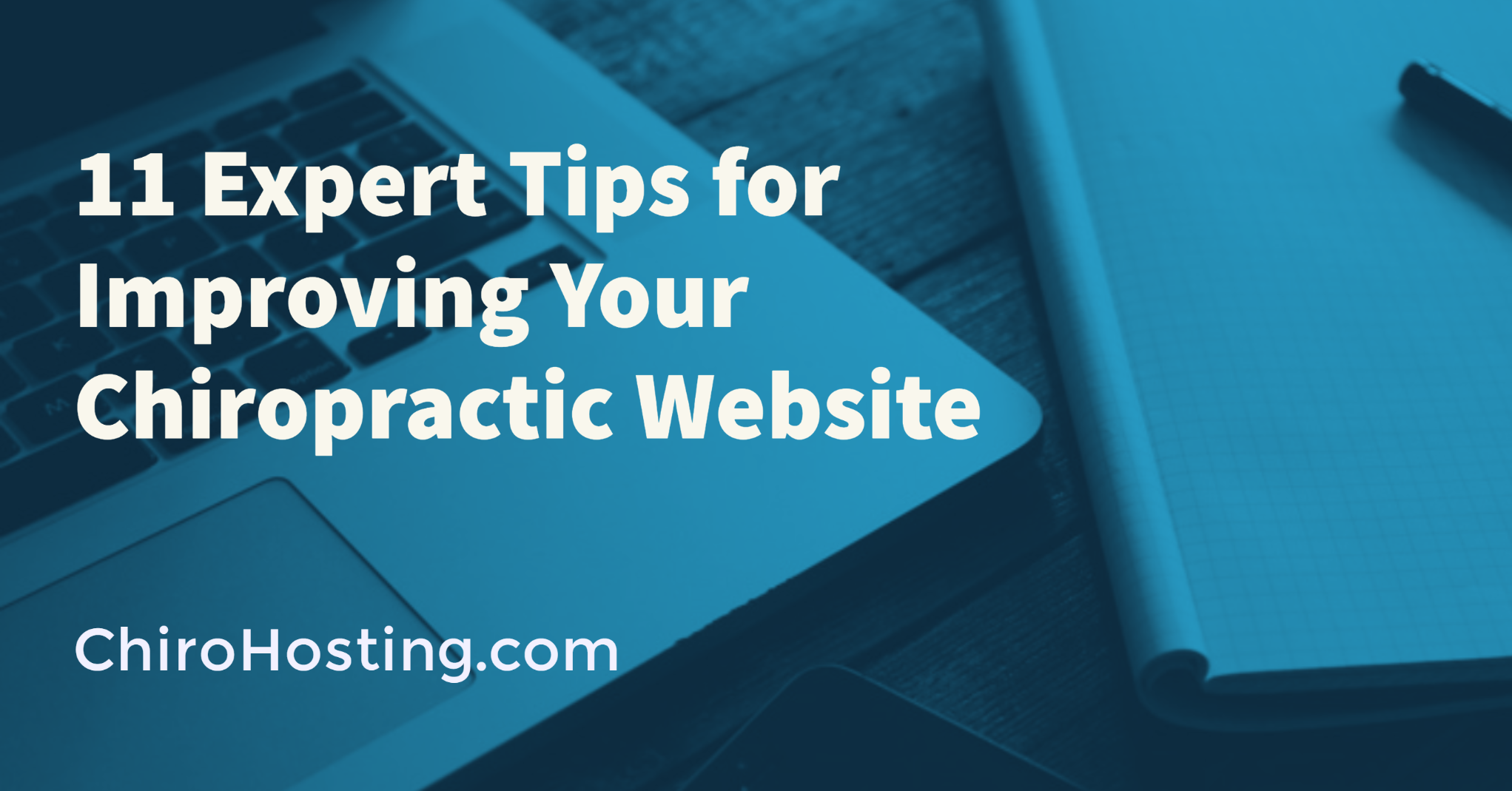 11 Fresh Expert Tips for Chiropractors to Make Your CHIROPRACTIC WEBSITE Not Only Stand Out, but Stand Above Your Local Competition!