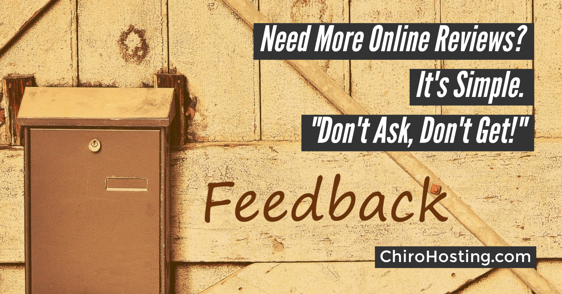 Need More Chiropractic Online Reviews? The Top 10 Tips are Right Here! Hint: