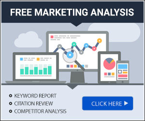 Free Chiropractic Marketing Analysis