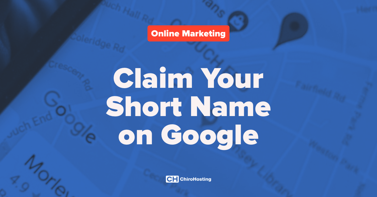URGENT: Claim Your Short Name on Google